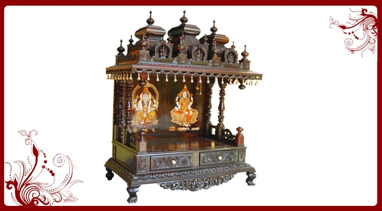 Indian Temples Design Home