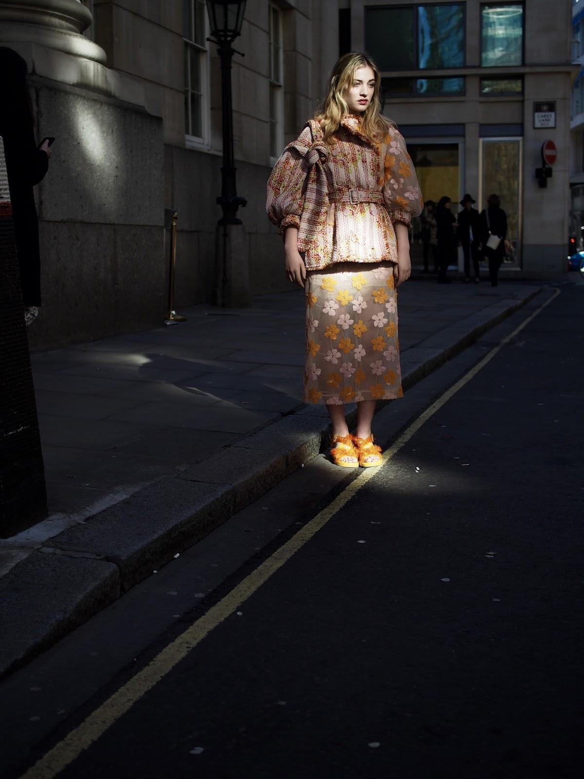 London fashion trends winter 2018 15