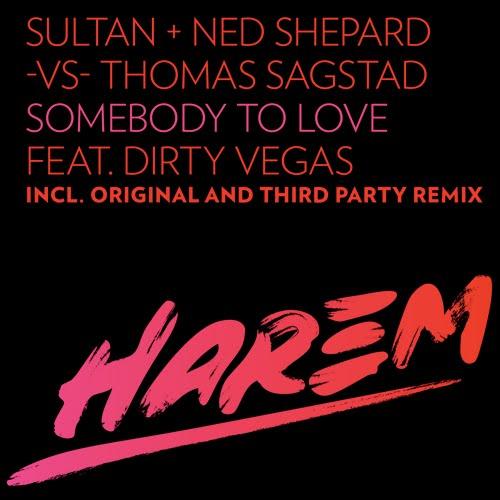 Sultan & Ned Shepard vs Thomas Sagstad Feat. Dirty Vegas - Somebody To Love (2012)