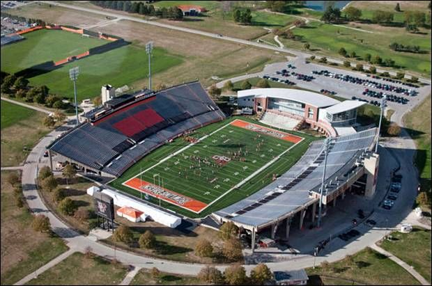 Doyt Perry Stadium - Bowling Green, Ohio