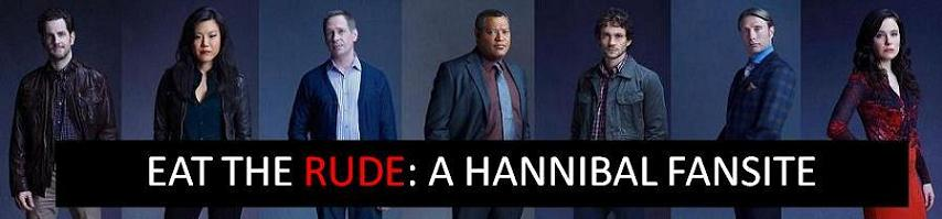 Eat the rude: A Hannibal Fansite