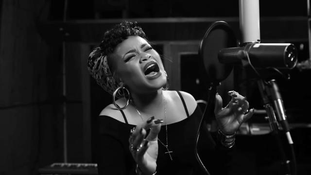 ANDRA  DAY - RISE UP 11