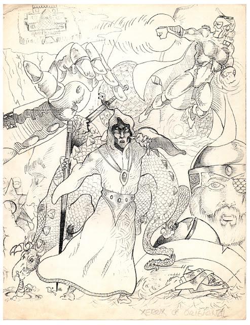 Flashback art 1986