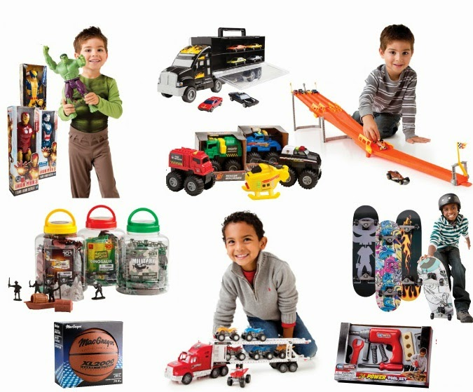 Boy Toys Christmas : Christmas and happy new year toys for boy kids