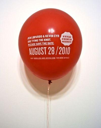 balloon invite