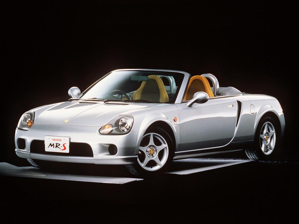 Toyota MR2, roadster, MK3, ZZW30, sportowy japończyk, historia, powstanie, koncept, prototyp, wczesna wersja, wizja, MR-S