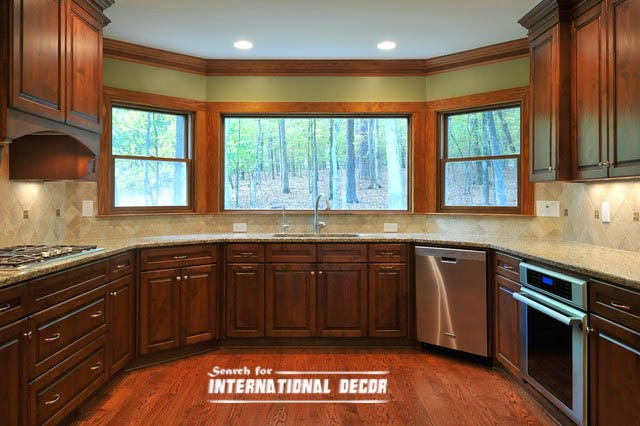 Design kitchen with bay window basic tips for Bay window remodel