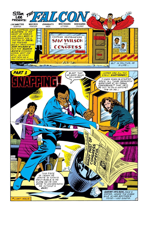 Captain America (1968) Issue #276 #192 - English 18