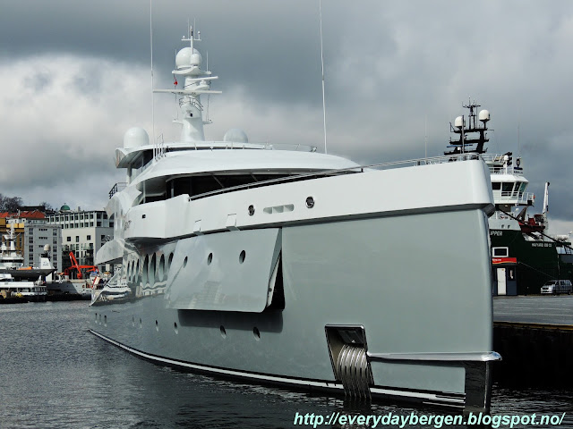 Event superyacht