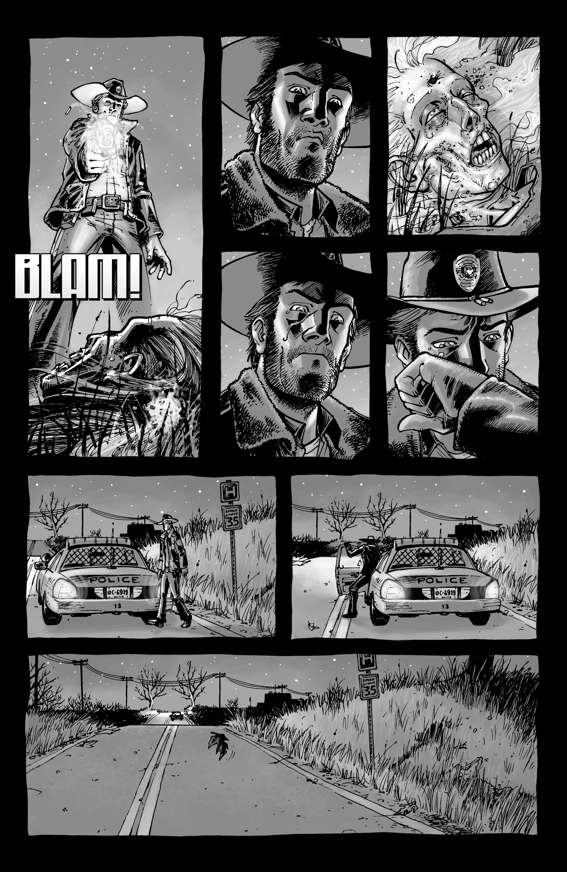 The Walking Dead 1 Page 25