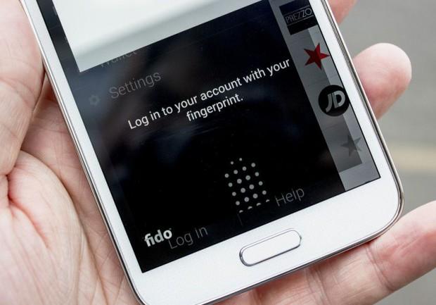 Google's Android Next Update: Fingerprint Support