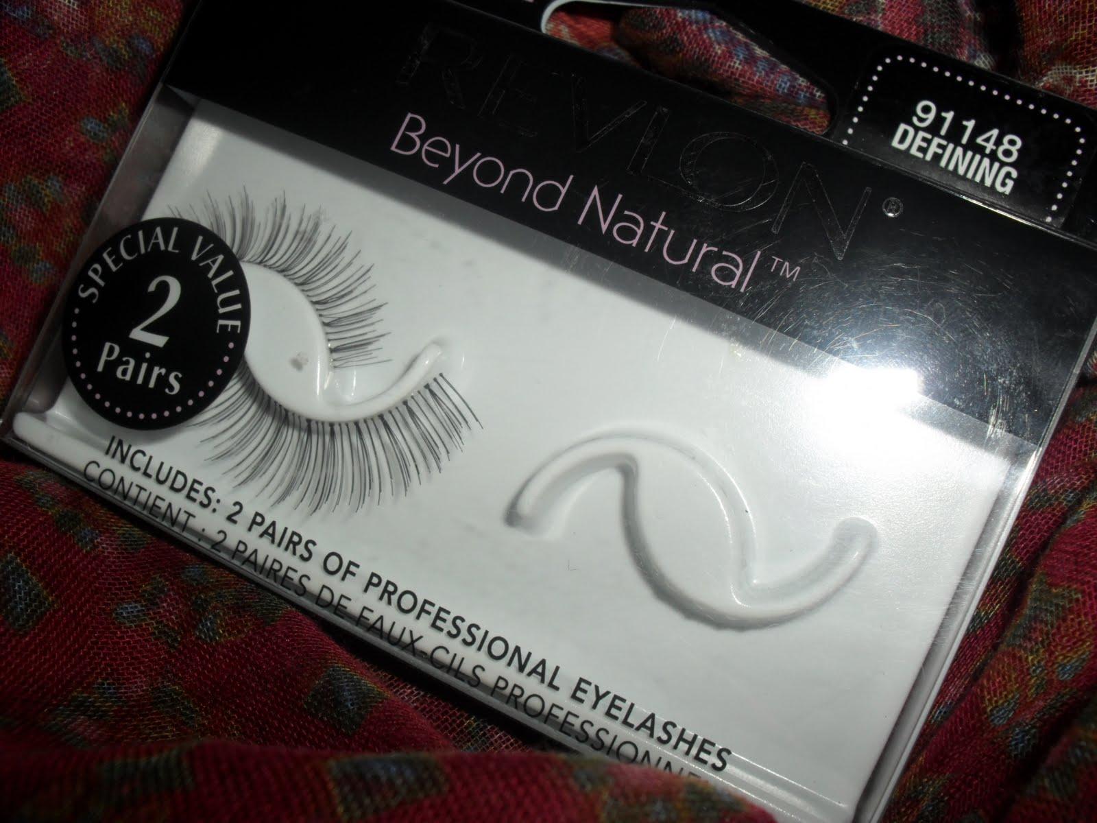 Revlon Beyond Natural Lashes Defining Pretty Giddy Lifestyle