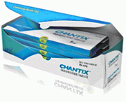 a box of the anti-smoking drug Chantix