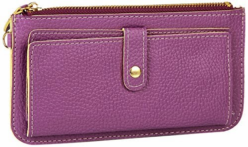 Alessia74 Wallet (Purple) worth Rs 499 for Rs 199 || Amazon