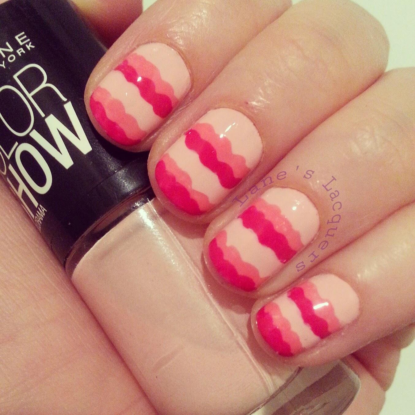 GOT-polish-challenge-pink-ruffle-nail-art