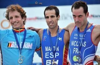 DUATLÓN-Emilio Martín es el nuevo campeón del mundo