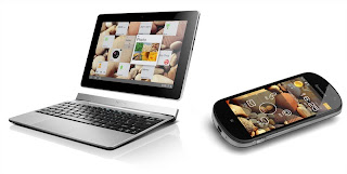 """Lenovo IdeaTab S2 Tablet, Lenovo S2 Smartphone unveiled with """"Personal Cloud"""""""