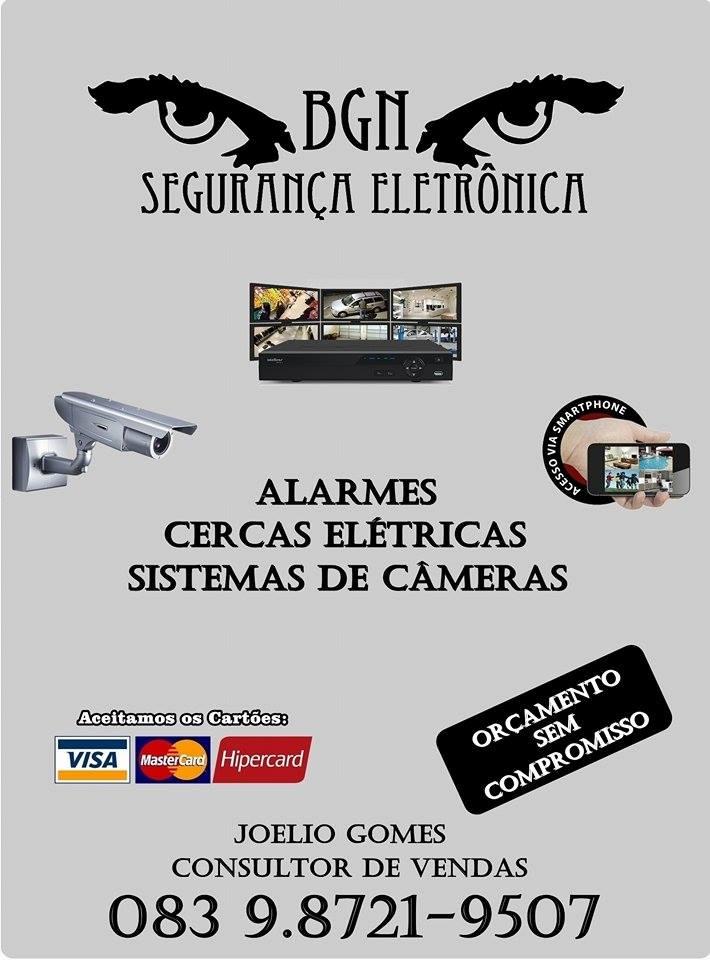 BGN Segurança Eletronica