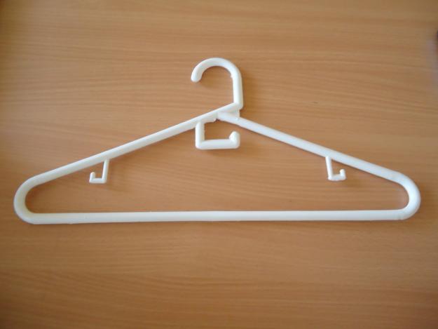 El coraz n verde los ganchos de pl stico for Ganchos de plastico