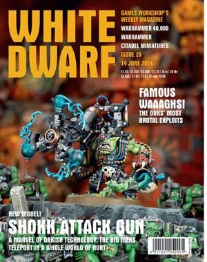White Dwarf Weeky 20