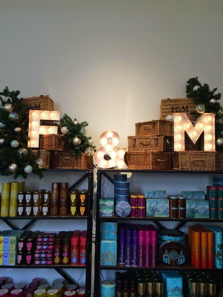Christmas fortnum and mason at somerset house roses - Fortnum and mason christmas decorations ...