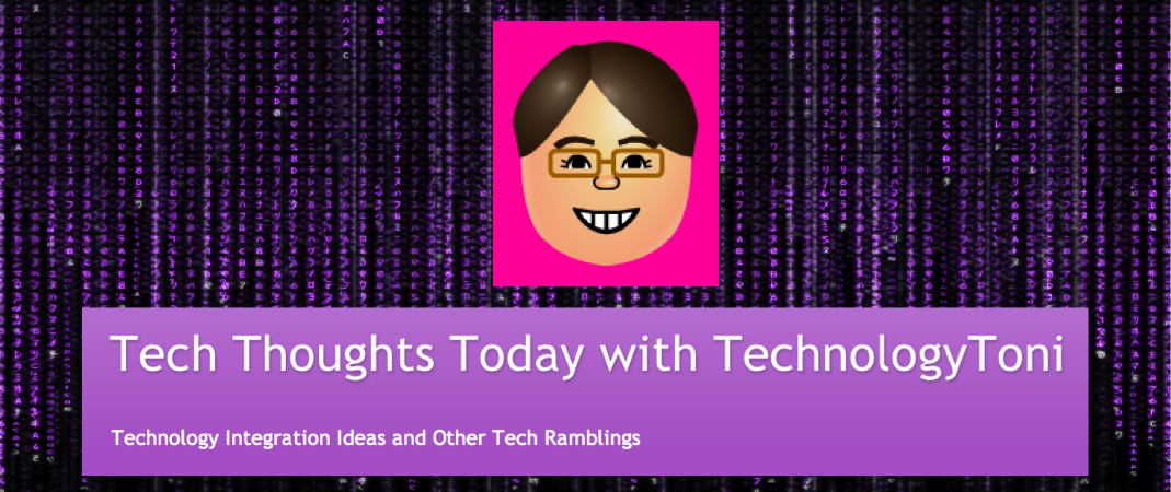 Tech Thoughts Today with TechnologyToni
