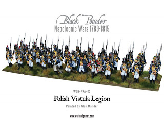Warlord Games Napoleonic Polish Vistula Legion
