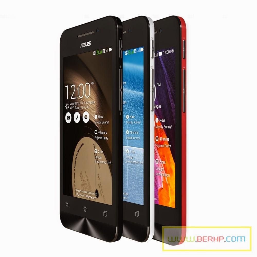 Gambar ASUS Zenfone 4 Dan Pilihan Warna