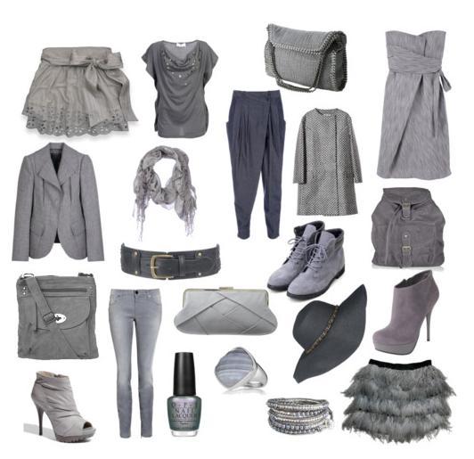 Efectos de los colores combinaciones de colores en el - Color gris claro ...