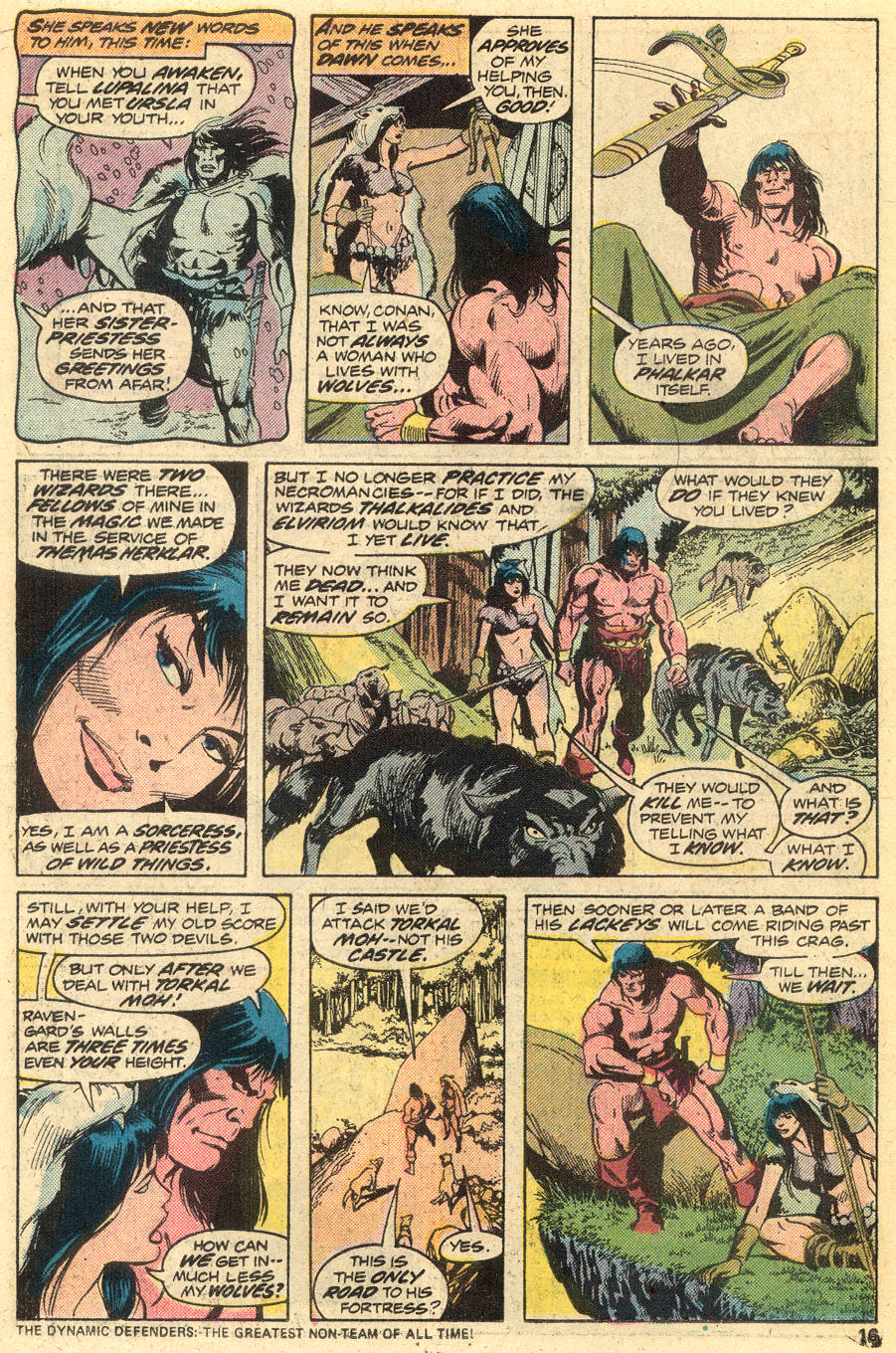 Conan the Barbarian (1970) Issue #49 #61 - English 11