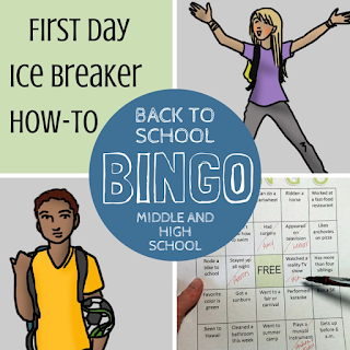 https://www.teacherspayteachers.com/Product/Back-to-School-Bingo-780909
