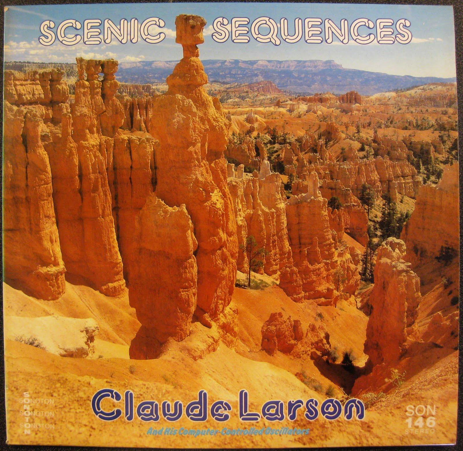 Claude Larson Scenic Sequences