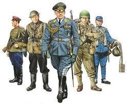 من اخترع الرتب العسكرية؟