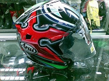 Arai ram 3 syureken new design