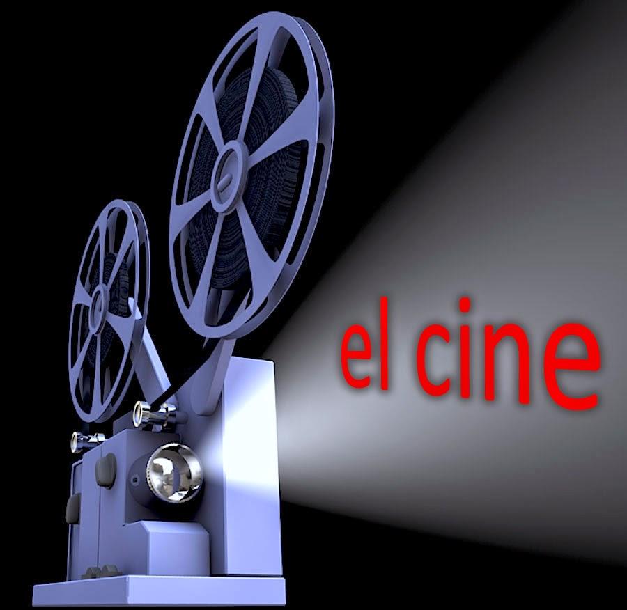 con amigos vamos al cine