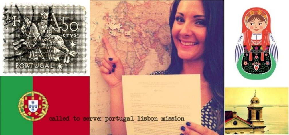 Called To Serve- Portugal Lisbon Mission