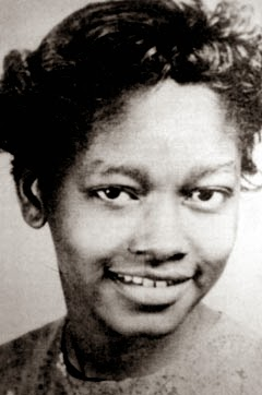 Claudette Colvin Montgomery Bus Boycott, Alabama Student