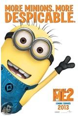 Phim Kẻ Cắp Mặt Trăng 2 - Despicable Me 2 90 phút
