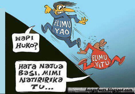 Matokeo mapya ya Mtihani wa Kidato cha Nne kwa mwaka wa 2012 – 2013