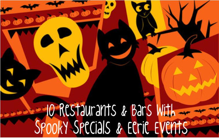 The Food Sisterhood - Restaurants & Recipes : NEWS | Spooky ...