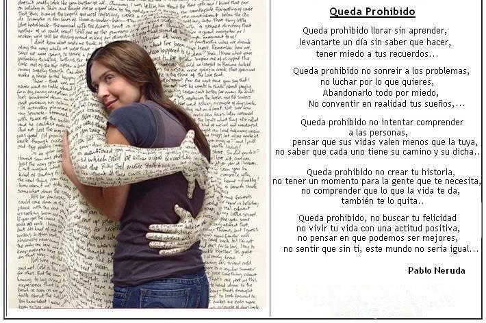Frases en imagenes de Pablo Neruda