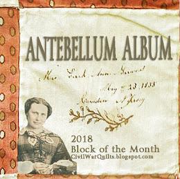 Antebellum Album 2018 BOM