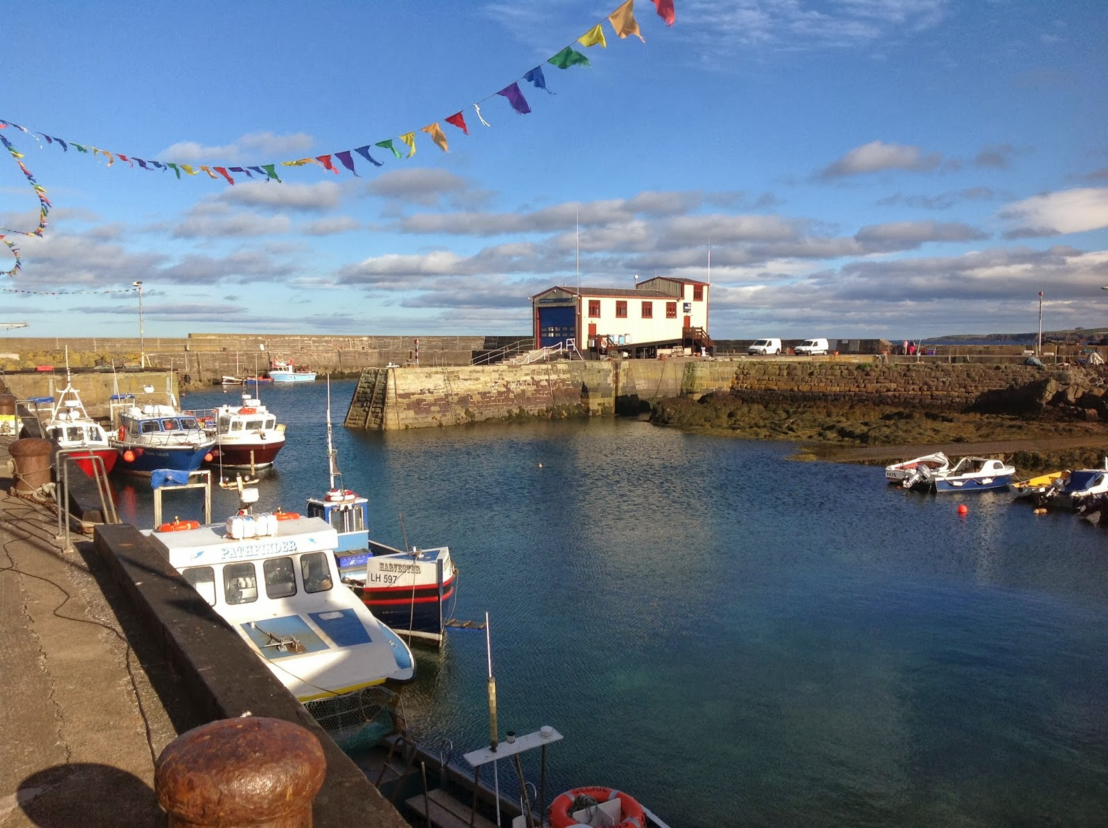 Eyemouth, Scotland