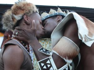 Zulu Gay 107