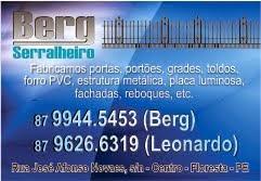 Berg Serralheiro