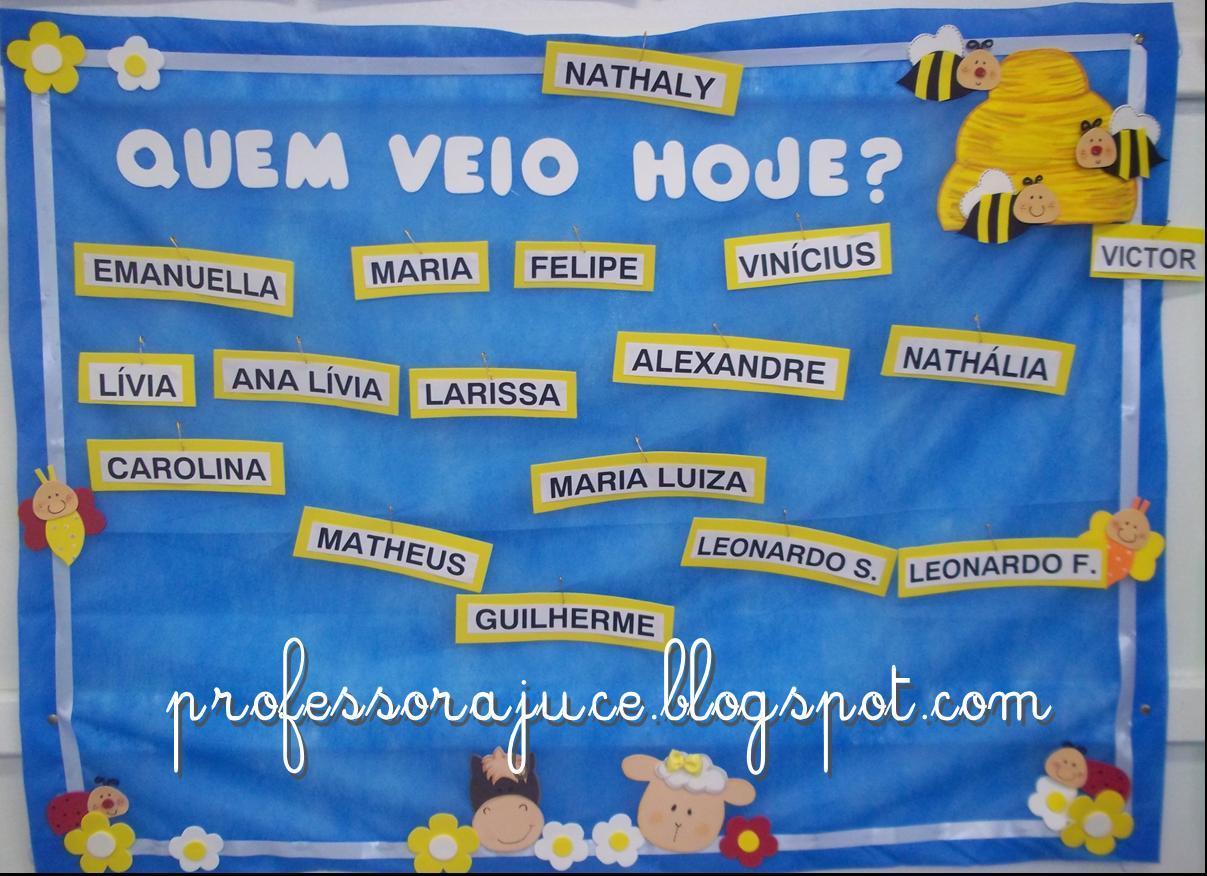 Decoração De Sala De Aula Educação Infantil Maternal