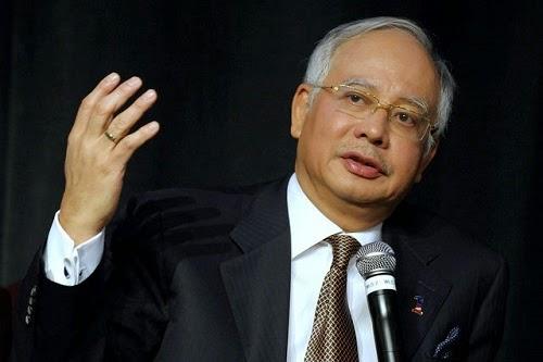Wang Tambahan Dijana GST Diguna Untuk Kebaikan Rakyat Najib