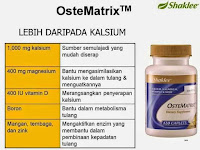 PROMOSI AUGUST 2016.. OSTEMATRIX YANG AWESOME!!