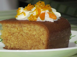 Eggless Fanta Cake Recipe