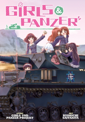 Girls und Panzer: Dai 63 Kaisen Shadou Zenkoku Koukousei Taikai - Soushuuhen